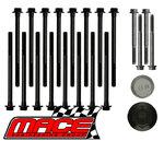 COMPLETE CYLINDER HEAD BOLT SET TO SUIT HOLDEN ONE TONNER VZ ALLOYTEC LE0 3.6L V6