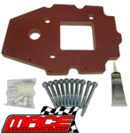MACE 25MM PERFORMANCE MANIFOLD INSULATOR KIT TO SUIT HOLDEN L67 SUPERCHARGED 3.8L V6