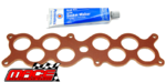 MACE PERFORMANCE MANIFOLD INSULATOR KIT TO SUIT FORD TL50 AU WINDSOR 302 EFI 5.0L V8