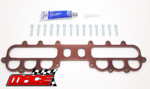 MACE PERFORMANCE 12MM UPPER MANIFOLD INSULATOR KIT FOR FORD FAIRMONT ED EF EL MPFI SOHC 12V 4.0L I6