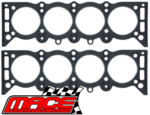 MACE CYLINDER HEAD GASKET SET TO SUIT HOLDEN TORANA LH LX 253 308 4.2L 5.0L V8