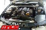 MACE LS CONVERSION AIR INTAKE KIT TO SUIT HOLDEN COMMODORE VB VC VH VK VL SEDAN WAGON