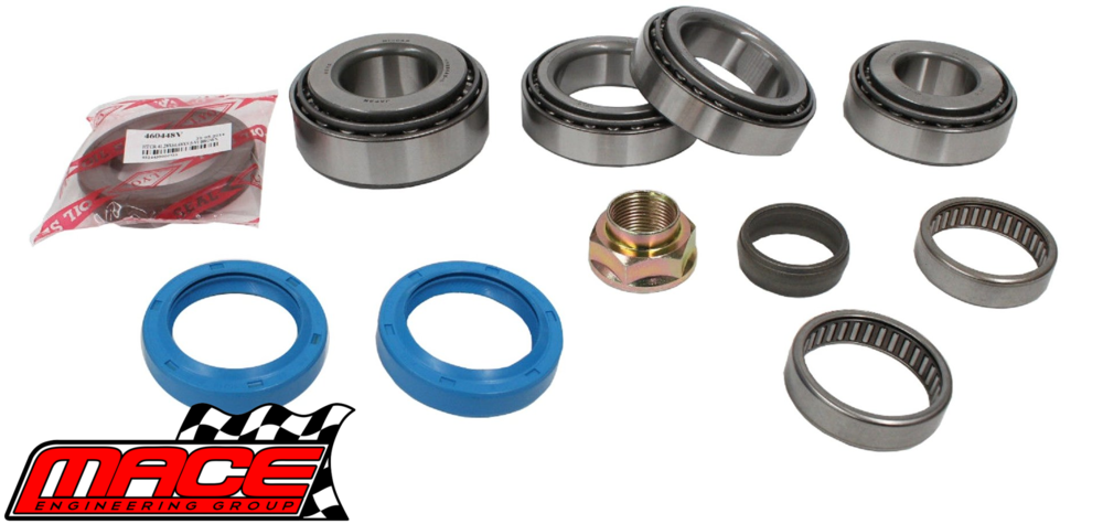 MACE M80 IRS DIFFERENTIAL BEARING REBUILD KIT TO SUIT HSV GTS VT VX VY