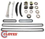 CLOYES TIMING CHAIN KIT WITH GEARS TO SUIT FORD FALCON BA BF FG BOSS 260 290 5.4L V8