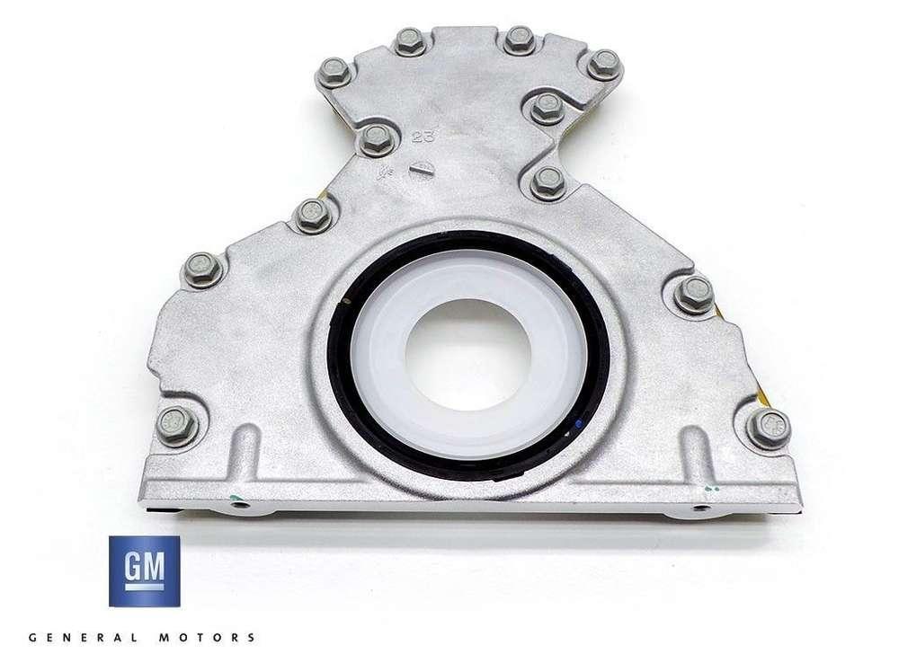 GENUINE GM REAR MAIN OIL SEAL PLATE KIT FOR HSV LS1 LS2 LS3 LS7 LSA LS9 S/C  5 7L 6 0L 6 2L 7 0L V8