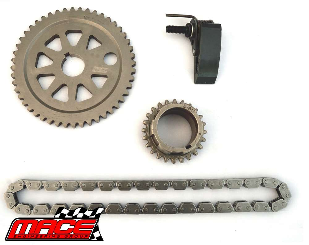 MACE STANDARD REPLACEMENT TIMING CHAIN KIT FOR HOLDEN COMMODORE VS VT VU VX  VY ECOTEC L36 3 8L V6