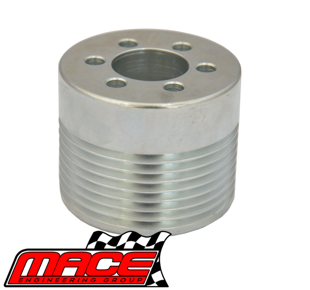 MACE SUPERCHARGER PULLEY TO SUIT HSV GTS VF LSA SUPERCHARGED 6 2L V8