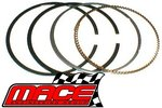 SET OF 8 MACE CHROME PISTON RINGS TO SUIT HSV CLUBSPORT VT VX VY LS1 5.7L V8