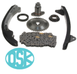 OSK TIMING CHAIN KIT TO SUIT TOYOTA COROLLA ZZE122R 1ZZFE 1.8L I4