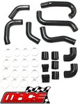 MACE PERFORMANCE INTERCOOLER PIPE KIT TO SUIT FORD FALCON FG BARRA 270T TURBO 4.0L I6