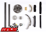 HEAVY DUTY D/R TIMING CHAIN CONVERSION KIT FOR NISSAN NAVARA D22 D40 YD25DDT YS25DDTI 16V 2.5L I4