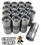 SET OF 16 CROW CAMS CHILLED IRON HYDRAULIC FLAT TAPPET LIFTERS TO SUIT HOLDEN 304 MPFI 5.0L V8