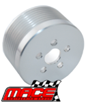 MACE SUPERCHARGER PULLEY TO SUIT HOLDEN L67 SUPERCHARGED 3.8L V6