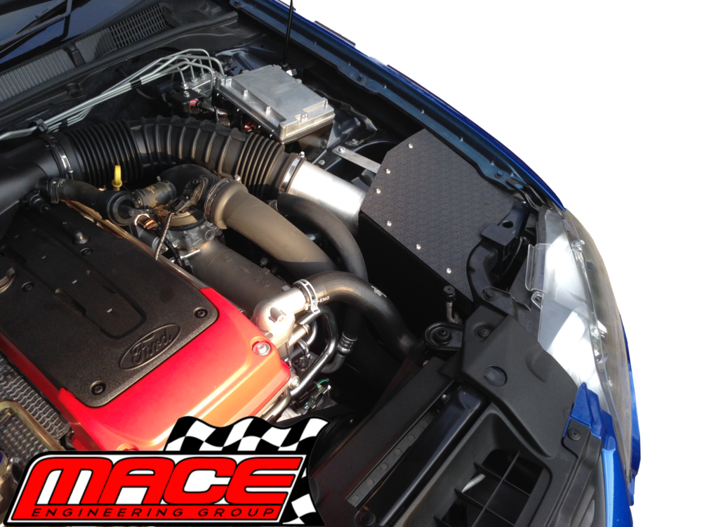 MACE COLD AIR INTAKE KIT TO SUIT FORD FALCON FG FG II BARRA
