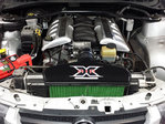 X-AIR OTR COLD AIR INTAKE KIT TO SUIT HSV MALOO VU VY VZ LS1 LS2 5.7L 6.0L V8