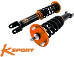 K-SPORT KONTROL PRO FRONT COILOVER KIT TO SUIT FORD SEDAN WAGON & UTE
