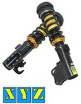 XYZ RACING SUPER SPORT FRONT COILOVER KIT TO SUIT HOLDEN VE WM SEDAN WAGON UTE