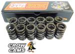 12 X CROW CAMS VALVE SPRINGS TO SUIT FORD INTECH HP VCT & NON VCT E-GAS LPG MPFI SOHC 3.9L 4.0L I6