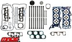 MACE VALVE REGRIND GASKET SET AND HEAD BOLTS COMBO PACK TO SUIT HOLDEN ALLOYTEC LY7 LE0 LCA 3.6L V6