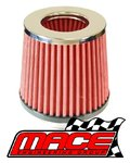 MACE PERFORMANCE 3'' TRIMMED POD FILTER TO SUIT HOLDEN VR VS V6