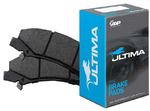 ULTIMA REAR BRAKE PAD SET TO SUIT HOLDEN ALLOYTEC SIDI LY7 LE0 LW2 LWR LF1 LFW LLT LFX 3.0L 3.6L V6