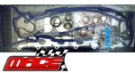 MLS VALVE REGRIND GASKET SET & HEAD BOLTS PACK TO SUIT FORD BARRA 182 190 195 E-GAS ECOLPI 4.0L I6
