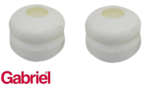 GABRIEL FRONT STRUT CUSHION BUMP STOP SET TO SUIT FORD LTD DA DC SEDAN