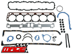 VALVE REGRIND GASKET SET AND HEAD BOLTS PACK TO SUIT FORD FAIRMONT EA EB MPFI TBI SOHC 3.9L 4L I6