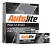 SET OF 4 AUTOLITE DOUBLE PLATINUM SPARK PLUGS TO SUIT TOYOTA 2ZRFE 3ZRFE 2ZRFXE 1.8L 2.0L I4