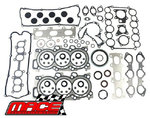 MACE VALVE REGRIND GASKET SET TO SUIT HOLDEN RODEO TF RA 6VD1 6VE1 DOHC 3.2L 3.5L V6