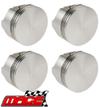 SET OF 4 MACE PISTONS TO SUIT TOYOTA TOYOACE KDY221R KDY231R KDY241R 1KD-FTV TURBO 3.0L I4