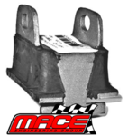 MACE ENGINE MOUNT FOR HOLDEN 138 161 173 186 202 RED BLUE BLACK OHV CARB 2.3L 2.6L 2.8L 3.0L 3.3 I6