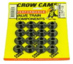 SET OF CROW CAMS VALVE SPRING RETAINERS TO SUIT HOLDEN MONARO HT HG HQ HJ HX HZ 253 308 4.2L 5.0L V8