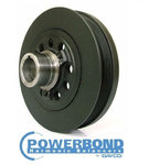 POWERBOND OEM REPLACEMENT HARMONIC BALANCER TO SUIT FORD MPFI SOHC 4.0L I6 FROM 09/1996