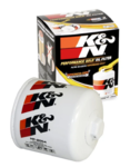 K&N HIGH FLOW OIL FILTER TO SUIT JEEP GRAND CHEROKEE ZG WJ WG ERH 4.0L I6