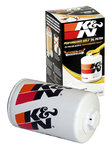 K&N HIGH FLOW OIL FILTER TO SUIT JEEP CHEROKEE KJ EKG 3.7L V6