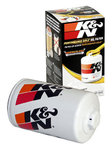 K&N HIGH FLOW OIL FILTER TO SUIT JEEP CHEROKEE KJ KK ENR ENS TURBO DIESEL 2.8L I4