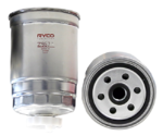 RYCO FUEL FILTER TO SUIT JEEP CHEROKEE KK ENS TURBO DIESEL 2.8L I4