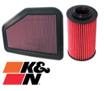 K&N FILTER SERVICE KIT TO SUIT HOLDEN ALLOYTEC SIDI LY7 LE0 LW2 LWR LF1 LFW LLT LFX 3.0L 3.6L V6