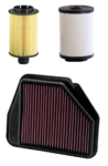 FILTER SERVICE KIT TO SUIT HOLDEN CAPTIVA CG Z22D1 TURBO DIESEL 2.2L I4