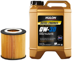 OIL SERVICE KIT TO SUIT FORD P5AT TURBO DIESEL 3.2L I5