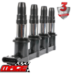 MACE STANDARD REPLACEMENT IGNITION COIL PACK TO SUIT HOLDEN BARINA TM F16D4 1.6L I4