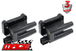 SET OF 2 MACE STANDARD REPLACEMENT IGNITION COILS TO SUIT MITSUBISHI EXPRESS SJ WA 4G64 2.4L I4