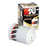 K&N HIGH FLOW OIL FILTER TO SUIT MAZDA 323 BA KF 2.0L V6