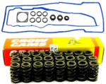 VALVE COVER GASKET KIT & SPRING WITH COMPRESSOR TOOL W/O RETAINER FOR FORD BARRA 182 190 195 4.0L I6