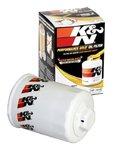 K&N HIGH FLOW OIL FILTER TO SUIT MITSUBISHI MAGNA TE TF 4G64 2.4L I4
