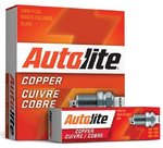 SET OF 4 AUTOLITE SPARK PLUGS TO SUIT MAZDA B2600 UF 4G54 2.6L I4