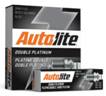 SET OF 4 AUTOLITE SPARK PLUGS TO SUIT VOLKSWAGEN POLO 6R DAJB TURBO 1.8L I4