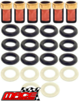 MACE FUEL INJECTOR REPAIR KIT TO SUIT HOLDEN ECOTEC L36 L67 SUPERCHARGED 3.8L V6