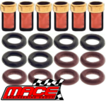 MACE FUEL INJECTOR REPAIR KIT TO SUIT FORD FALCON FG FG X BARRA 270T 325T TURBO 4.0L I6